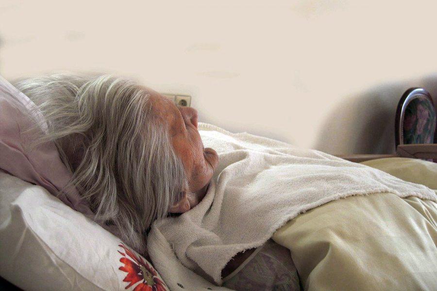 Äldreboende, patient. Foto: Gerd Altmann. Licens: Pixabay.com