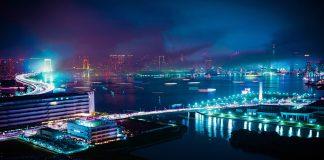 Superstad med 5G och AI-teknologier. Foto: Alex Knight. Licens: Unsplash.com