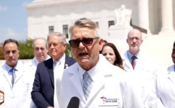 Sammanslutningen American Frontline Doctors