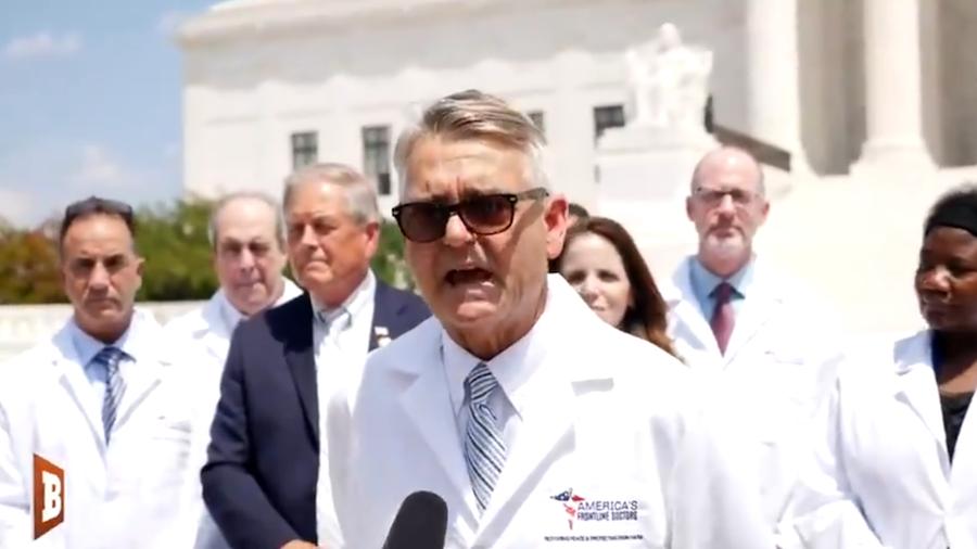Sammanslutningen Americas Frontline Doctors