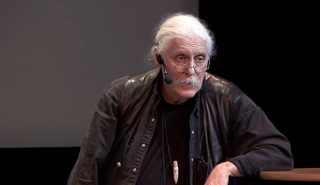 Dr Tore Persson, 2014. Foto: Svensk Förening för Integrativ Medicin och Hälsa (SFIMH)
