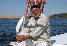 Hesham Bahari. Foto: Marie Westring
