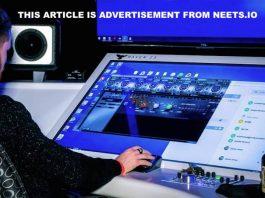 Neets.io deliver AV-control-systems