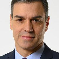 Spaniens premiärminister Pedro Sánchez, 2020: Pressfoto: Government of Spain