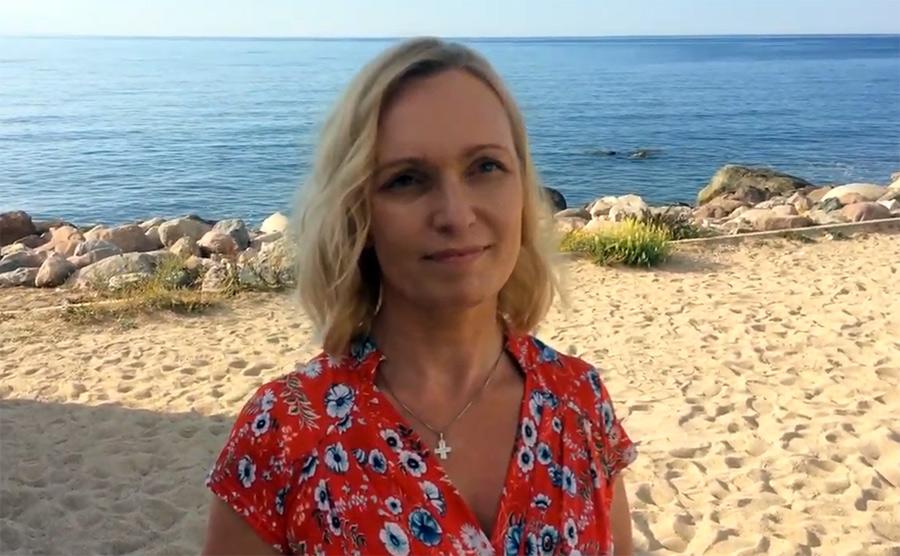 Helena Edlund. Foto: Sverigebilden