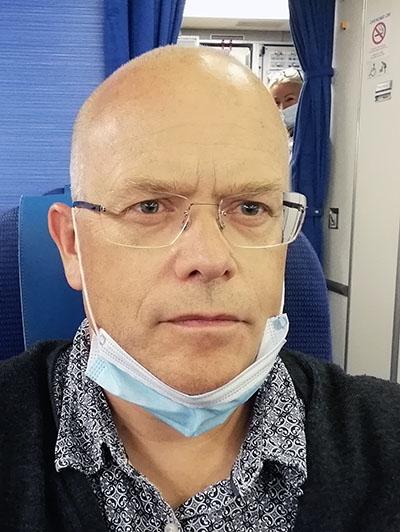 KLM flight KL1581, 22 aug 2020. Foto: Torbjörn Sassersson