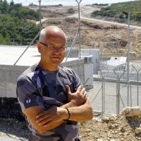 Mytilini-lägret, Samos, 29 aug 2020. Foto: F. Sassersson, NewsVoice.se