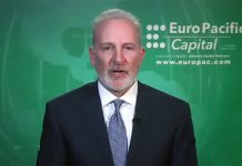 Peter Schiff, aug 2020. Foto: Money Show