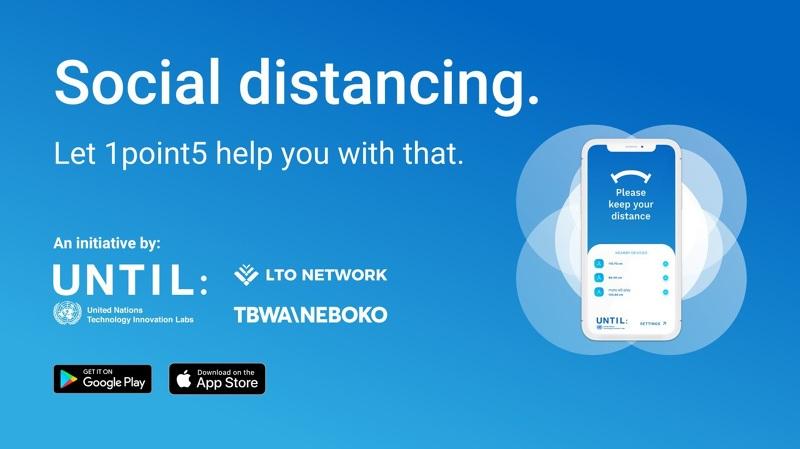 Social Distancing apps