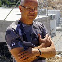 Torbjörn Sassersson, 29 aug 2020 (Samos). Foto: F. Sassersson, NewsVoice.se
