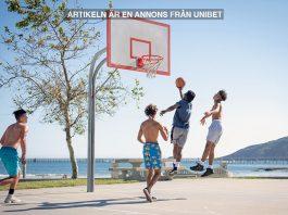 Basket på Avila Beach, Kalifornien, USA. Foto: Tim Mossholder. Licens: Unsplash.com