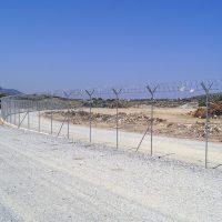 Mytilini-lägret, Samos, 29 aug 2020. Foto: T. Sassersson, NewsVoice.se