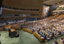 President of the seventy-fifth session of the United Nations General Assembly