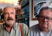 Jan Norberg och Öysten-Ronne, 30 sep 2020