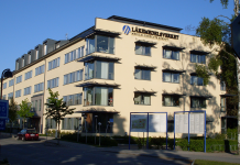 Läkemedelsverket,huvudkontor. Licens: CC BY-SA 3.0, Wikimedia