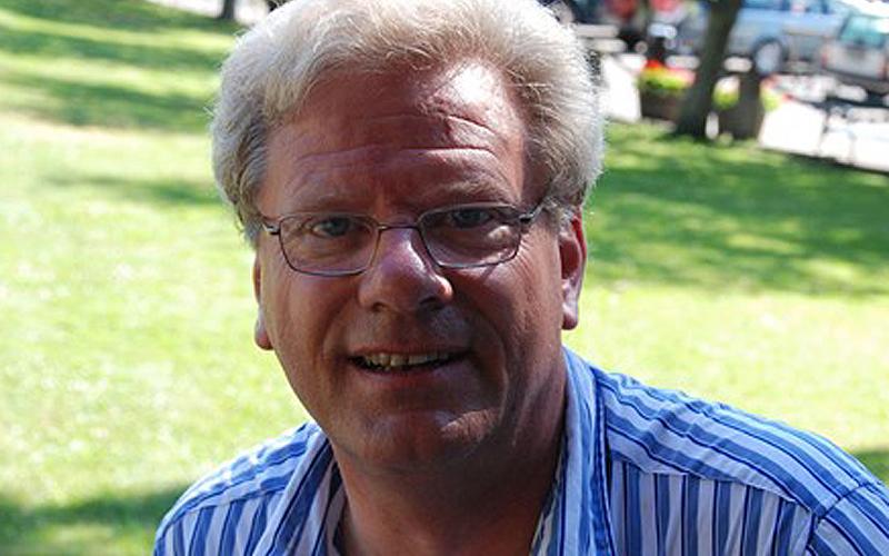 Lars-Olof Landin. Foto: Kerstin Karlsson, Sveriges Radio