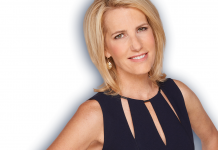 Laura Ingraham. Pressfoto: FoxNews