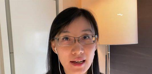 Li-Meng Yan, 12 sep 2020. Foto: eget verk