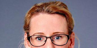 Kammaråklagare Linda Seger. Pressfoto: Thomas Carlgren för Åklagarmyndigheten