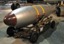 Mark 7 kärnvapenbomb, USAF Museum