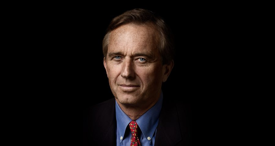 Robert F. Kennedy Jr. Photo: Own work. License: Wikimedia Commons,CC BY-SA 4.0