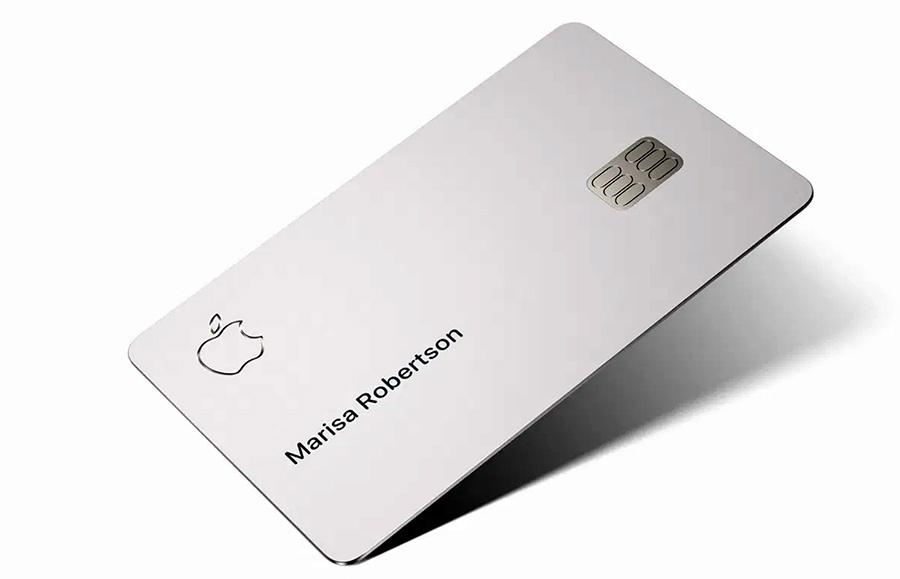 Apple Card. Produktbild: Apple Inc