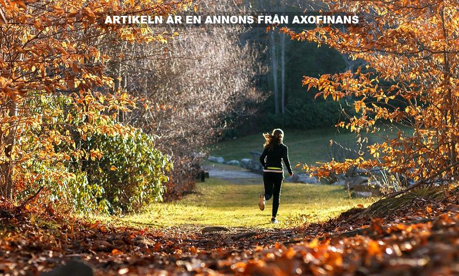 Träningsrutiner hösten. Foto: Andy Choinski. Licens: Pixabay.com