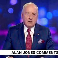 Alan Jones, 16 september 2020. Foto: SkyNews Australia