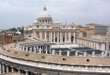 Sankt Peterskyrkan, Vatikanen, Rom. Foto: Alberto Luccaroni. Licens: CC BY-SA 3.0