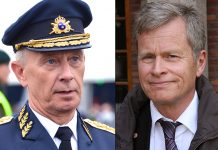 ÖB Sverker Göranson (2013) och Tomas Lindstrand (2011) Åklagare