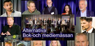 Alternativa bok-och mediemässan 2020. Foto: Education4Future