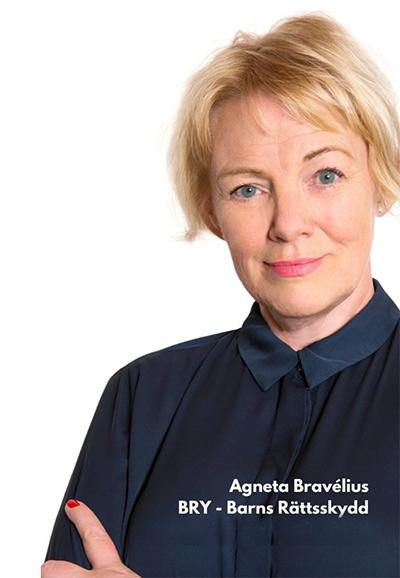Agneta Bravélius, pressfoto