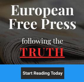 European Free Press-bnner