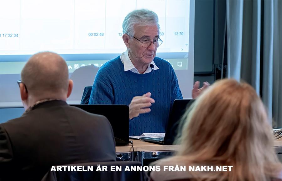 Professionell homeopati med Gunnar Jansson (Nakh.net). Pressfoto: Karl-Göran Fougstedt