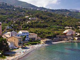 Kommunen Brando i regionen Haute Corse på Korsika. Foto: Pierre Bona. Licens: CC BY-SA 3.0, Wikimedia