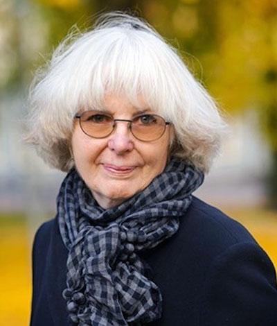 Monica Dahlström-Lannes, pressfoto