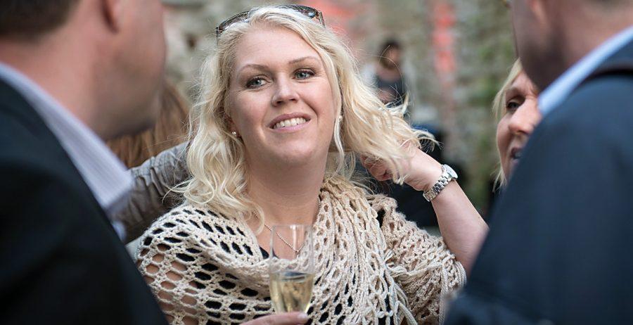 Socialminister Lena Hallengren utdelar dödsstöten för restaurangerna Foto: Anders Löwdin. Licens: CC BY-NC-ND 2.0