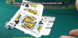 Casino licens i Sverige. Foto: Michal Parzuchowski Licens:Unsplash.com