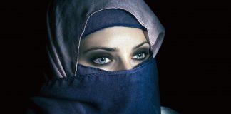 Muslimsk kvinna. Foto: Sam Sander Williams.Licens: Pixabay.com