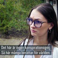 Anna Nordbeck, SVT. Foto: SVT Play