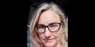 Marina Ahlm, privat foto