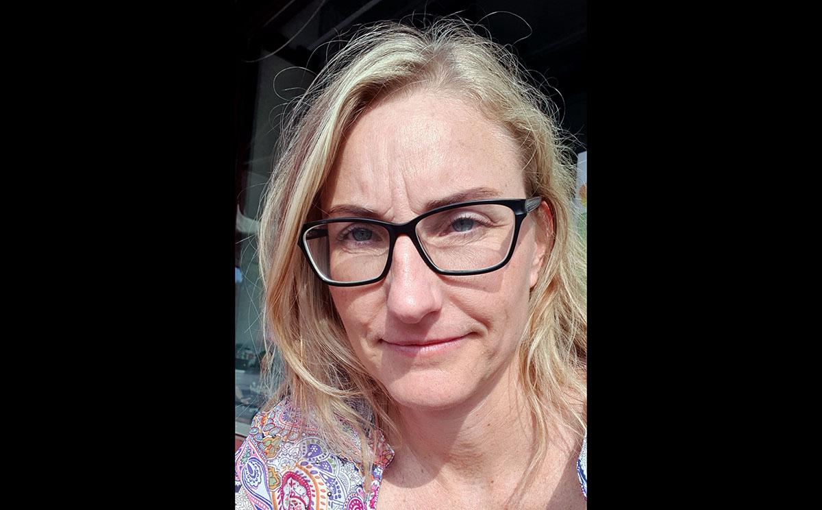 Marina Ahlm. Foto: SVT Play
