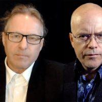 Michael Zazzio och Torbjörn Sassersson (foto: egna verk)