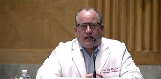 Dr Pierre Kory, MD. Video: Senator Ron Johnson (USA)
