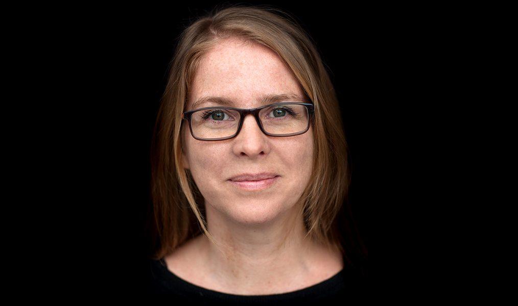 Bild: Ulrika Marklund, forskare vid institutionen för medicinsk biokemi och biofysik vid Karolinska Institutet. Pressfoto: Magnus Bergström
