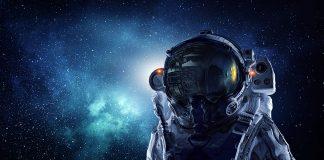 Fiktiv astronaut. Bild: Sergey Nivens. Licens: Shutterstock.com