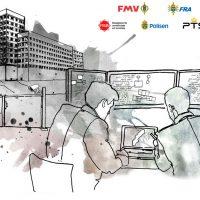 Cybersäkerhet. Illustration: MSB.se