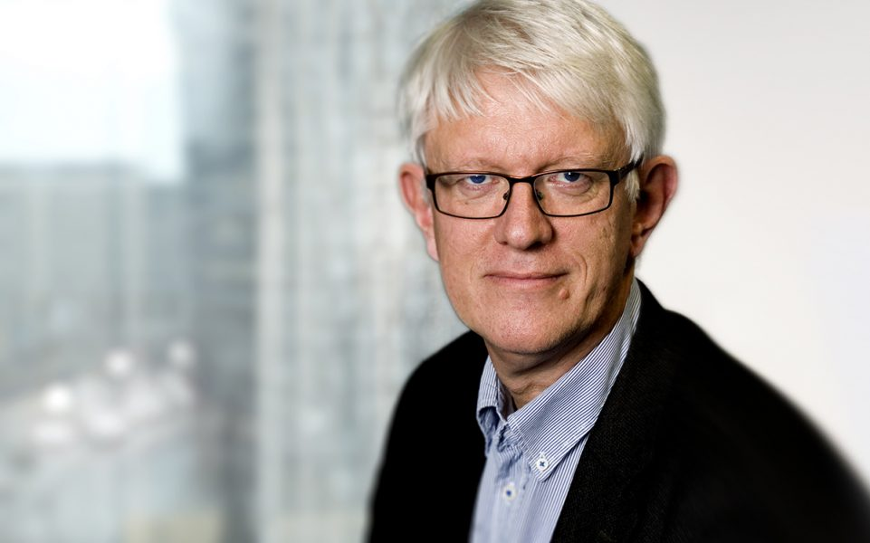 Johan Carlson, generaldirektör på Folkhälsomyndigheten. Pressfoto: FHM