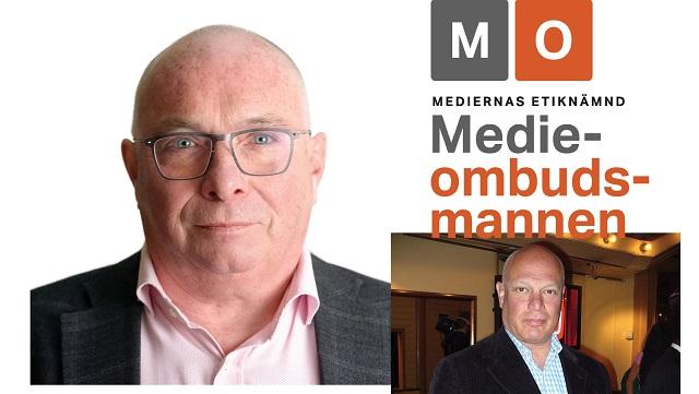 Ola Sigvardsson och Robert Aschberg. Montage: NewsVoice.se