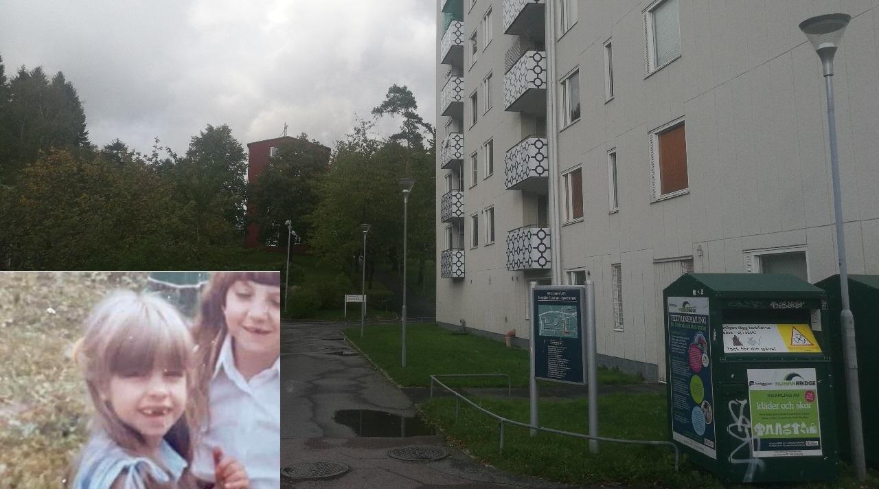 Annika Strandhäll Tellusgatan